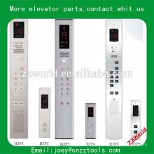 Ascenseur flip de verre tactile et lop ascenseur flip lop