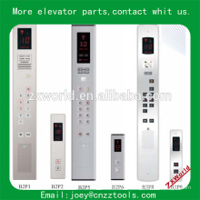 elevator touch glass cop and lop elevator cop lop