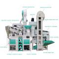 1 usine de moulin à riz mini automatique moderne de 1 tonne ZCT1000