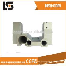 peças de moldagem sob pressão de alumínio de precisão / peças de máquinas de fundição sob pressão de alumínio