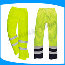ANSI/ISEA 107-2010 Class E high visiblity reflective safety pants
