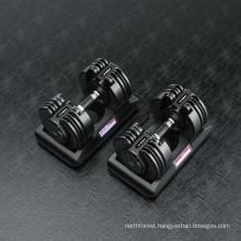 Wholesale Hex Rubber Black Painted Kettle Bell Fitness Weight Training All Steel Gym Neoprene Vinyl Gym Dumbbell
