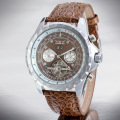 Leather OEM/ODM Tourbillon Automatic Men Casual Watch