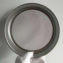 Tamiz de prueba estándar de acero inoxidable de grado de mercado (ASTM)