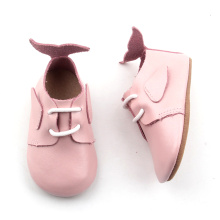 Fashion Wholesale Soft Sole Tail Baby Oxford Skor