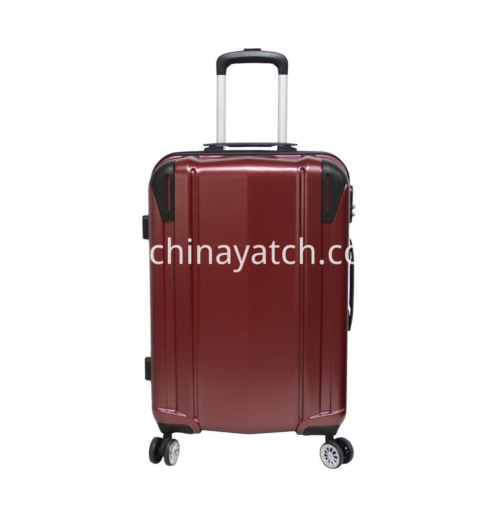 Business Or Travel ABS+PC alloy luggage set