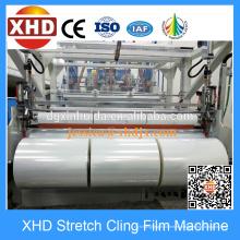 Maquinaria de fabricación de películas de polietileno
