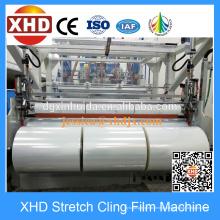 Máquinas de fabricação de filme de polietileno