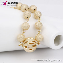 42722 Xuping Summer Bead Jewelry, Latest Design Beads Necklace