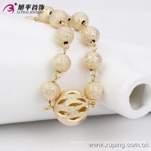 42722 Xuping Summer Bead Jewelry, Design Mais Recente Beads Necklace