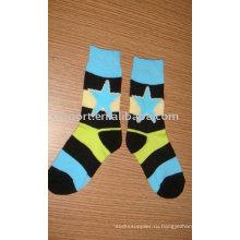 Красивые детские носки