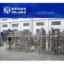 Installation / ligne / système de traitement de l'eau potable de technologie avancée