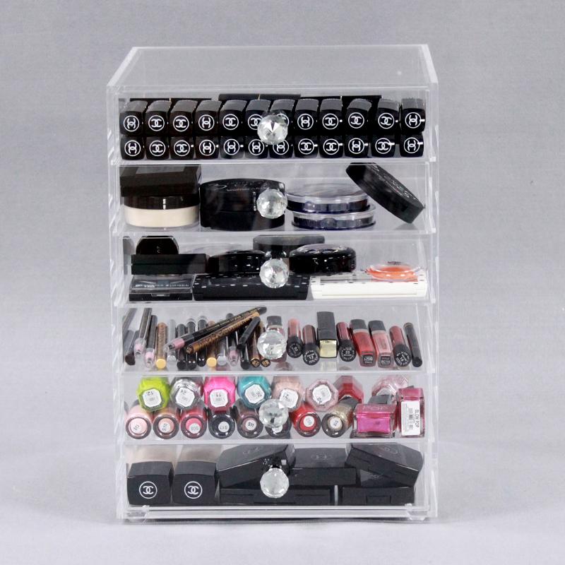 Beauty Box Makeup Storage