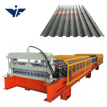 metal roof panel gutter roll forming machines