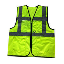 Hi-Vis Safety Vest, Conforms to En 471/ISO 20471