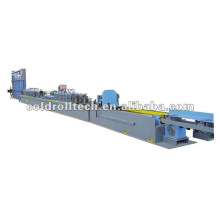 straight seam welded pipe making machine