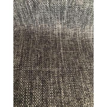 OEM Furniture Velour Upholstery Linen Sofa Fabric