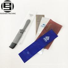Высокое качество одноразовые биоразлагаемый пластик зубная щетка расческа мешок упаковки