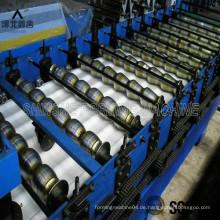 Farbüberzogene Bedachungsblechherstellungsmaschine
