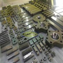 Os componentes do molde suportam a usinagem da arruela e do anel de localização