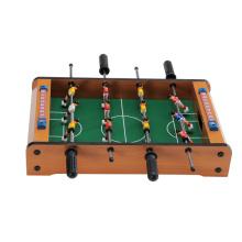 Aprendizaje de mesa de fútbol juego de madera (CB2498)