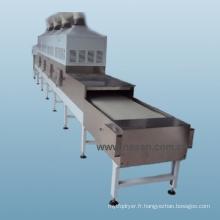 Équipement de séchage d'épices à micro-ondes de Shanghai Nasan