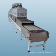 Nasan Microwave Bean Drying Machine