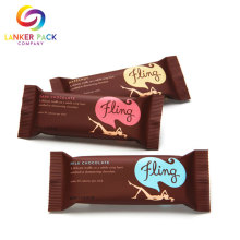 Food Grade Custom Pringting Plastic Packaging Chocolate Bags