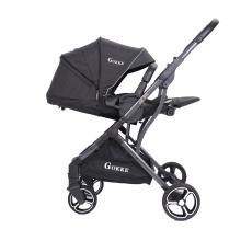 Carrinho de bebê multifunções e dobrável para carrinho de bebê sofisticado
