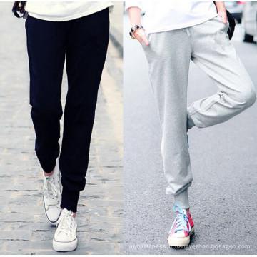 Pantalons de jogging Harem de coton de mode 2015 5005