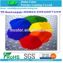 Electrostatic spray high reclaimed rate powder coatings/powder paints