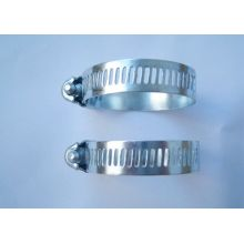 """32 - 44mm White-zinc Plated American Hose Clamp 3"""" For Sealing Rubber Hoses"""