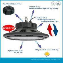Nordamerika Heiße Verkäufe UFO Design mit Hochspannung 100-477VAC