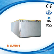 MSLMR01W One Dead Body Stainless Steel Corpse Freezer