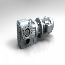 K Series Bevel Gear Motor Transmission Gear Box