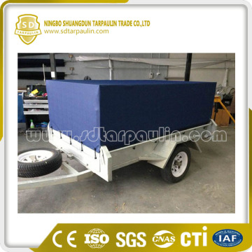 Heavy Duty PVC Trailer Cover Tarpaulin