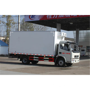Camion fourgon à isolation Dongfeng