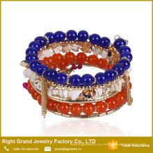 Отличное качество новый дизайн браслеты и браслеты Шарм браслет из бисера