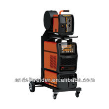 2015 new Advanced digital control double Pulse MIG MAG welding machine Welder (DSP)