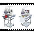 Máquina de bordado de una sola cabeza (máquina de bordado con tapa / tubular)