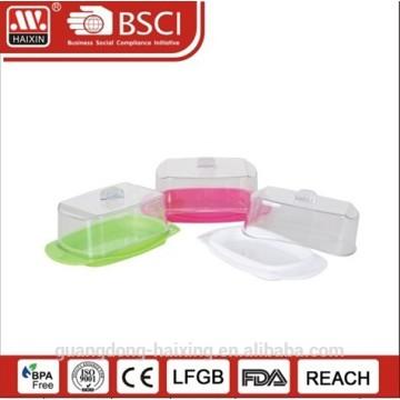 Plastic Cheese Server Food Box