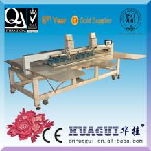 Máquina de bordado livre máquina plana HUAGUI