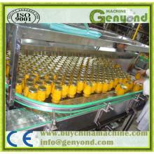 Línea de producción de alimentos enlatados completamente automática