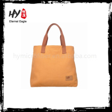 New fashional normal size assessed supplier cotton canvas bag logo print assessed supplier cotton canvas bag