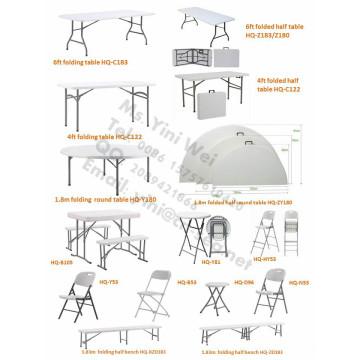 Plastic Outdoor, Indoor Folding Chair