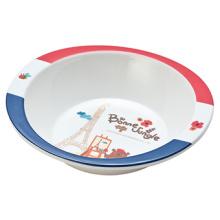 Меламин Франция Медведь Серия Детский салатник (FB12114)