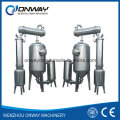 Jh Hihg Efficient Factory Price Acero inoxidable solvente Acetonitrilo Etanol Alcohol Recovery Concentrator