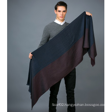 100% Men′s Cashmere Scarf Cashmere Scarf