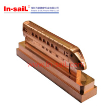 Shenzhen Hersteller Kupferprodukte CNC Bearbeitungsteile