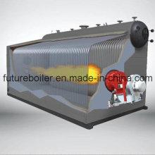 Horizontal Watertube Gas Fired Steam Boiler